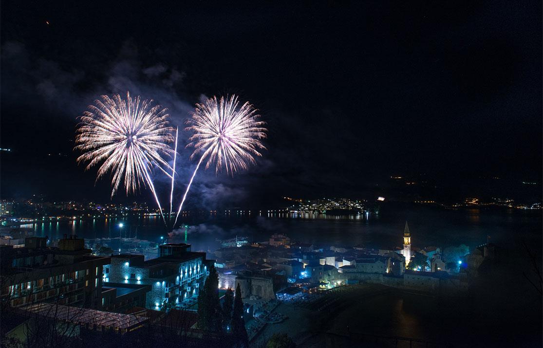 Nova Godina 2020 Budva Kotor 30 12 2019 02 01 2020